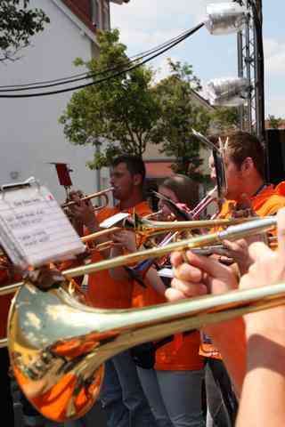 Bilderstrecke vom Straßenfest