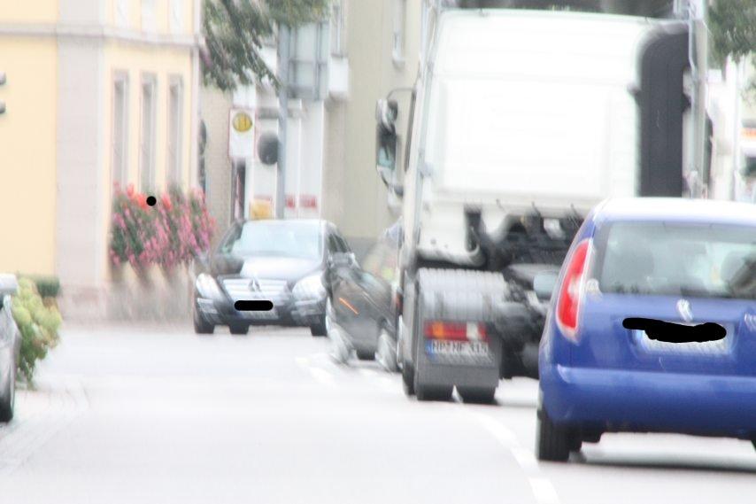 Verkehrsberuhigung in Heddesheim? Nur ein Wahlkampfthema