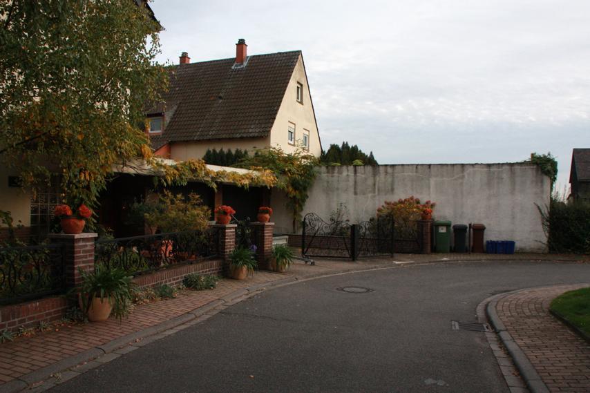 Reihenhaus- und Doppelhaus-Neubauten an der Stettiner Straße