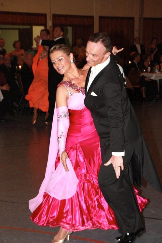Winterball der VFG – Perfektion und Spaß am Tanz