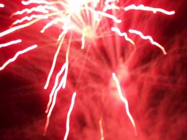 Feuerwerk: Feinstaub, Lärm und Treibhausgas