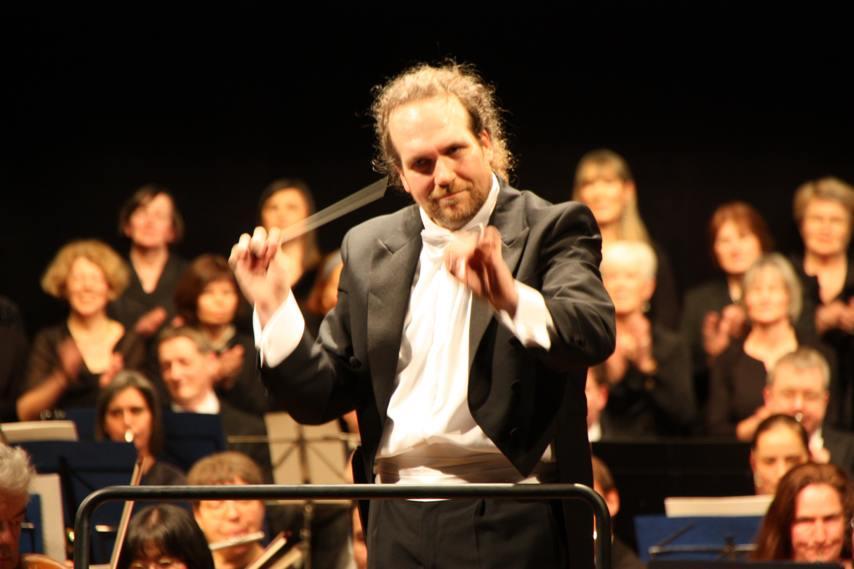 Heddesheimer Chorsänger bei Ettlinger Neujahrskonzert
