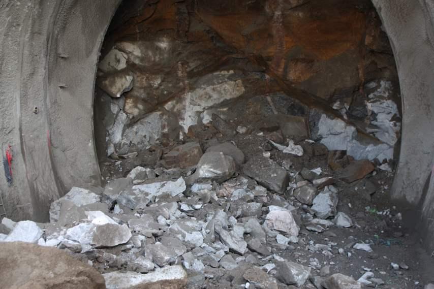 Video: Sprengung am Saukopftunnel