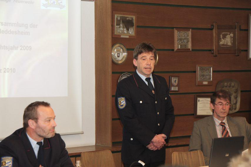 Feuerwehr: Kommandanten wiedergewählt