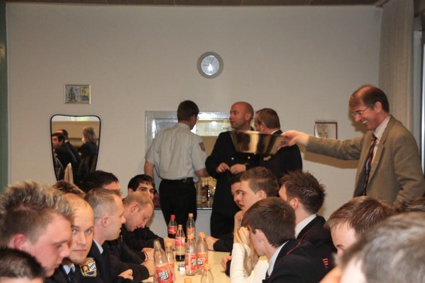 Feuerwehrausschuss und Kassenprüfer gewählt