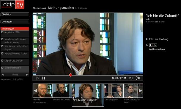 In eigener Sache: dctp-tv interviewt Hardy Prothmann zum heddesheimblog