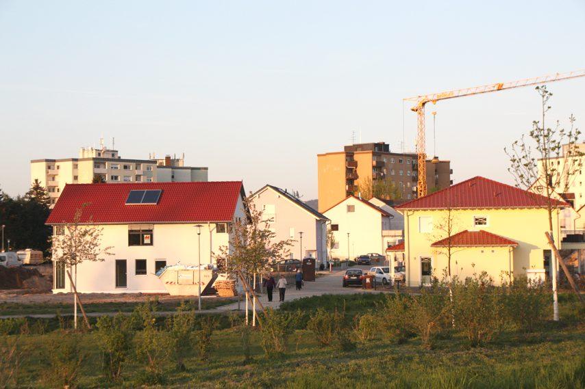 """Baugebiet """"Westlich der Uhlandstraße"""" abgerechnet"""