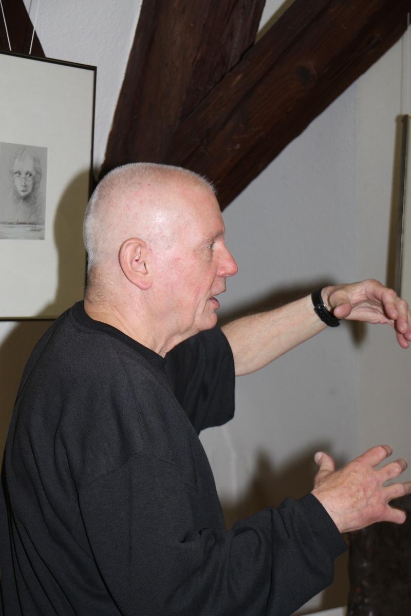 Der Augenblicker: Rudolf Klee stellt im Alten Rathaus aus