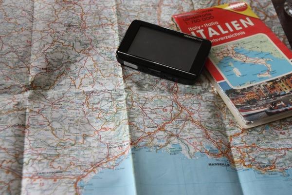 Wer navigiert mich sicher in den Süden?
