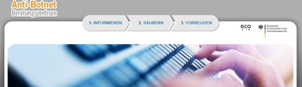 Anti-Bot Initiative der deutschen Internetwirtschaft