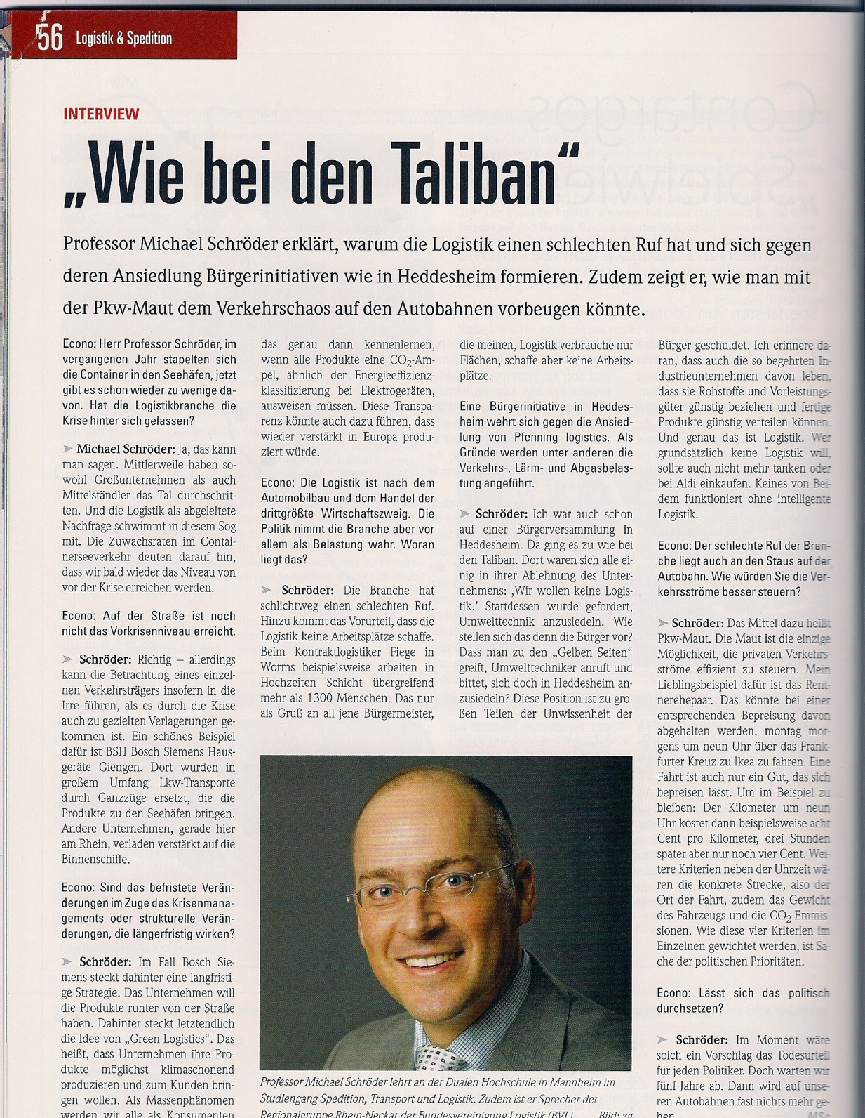 """Wie bei den Taliban"" – Professor beschimpft ""pfenning""-Gegner als Terroristen"