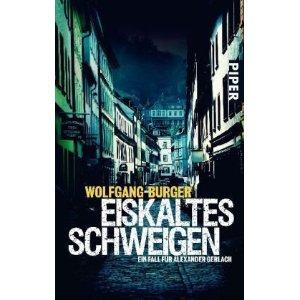 Mord in Heddesheim – der neue Krimi von Autor Wolfgang Burger