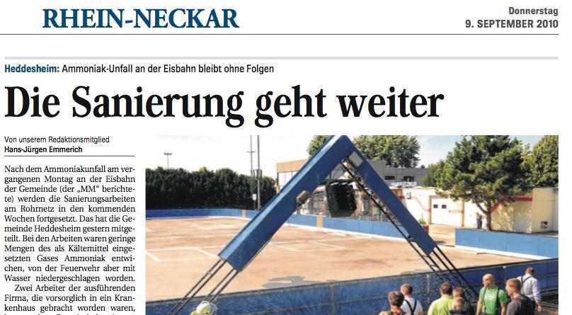 Ist der Mannheimer Morgen ein Sanierungsfall?
