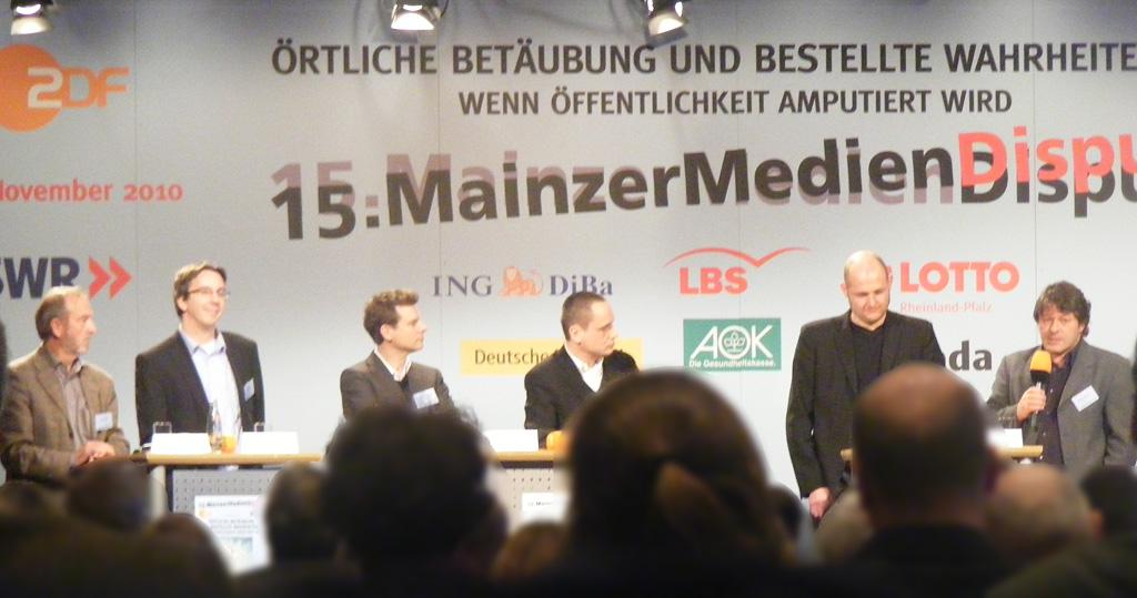 In eigener Sache: heddesheimblog beim 15. Mainzer MedienDisput