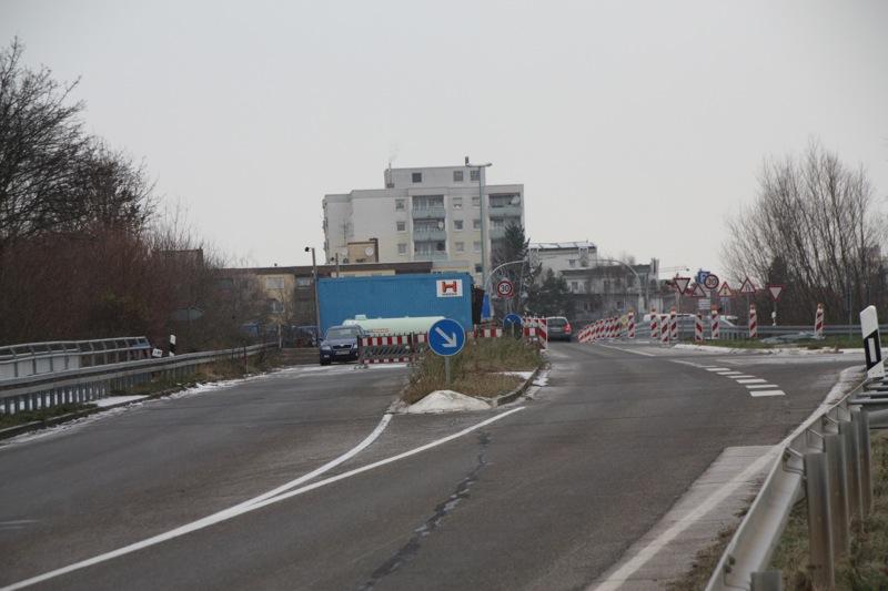 Rhein-Neckar-Zentrum wieder leichter erreichbar
