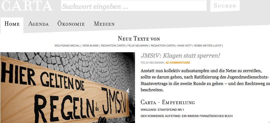 Interview: Rechtsanwalt Udo Vetter zum Jugendmedienschutz-Staatsvertrag