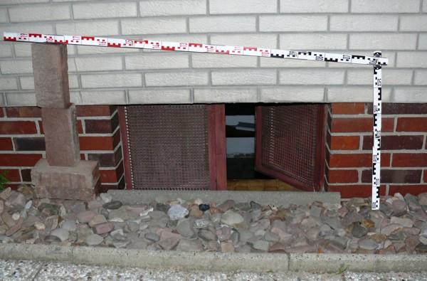 Einbrüche in Heddesheim und Ladenburg