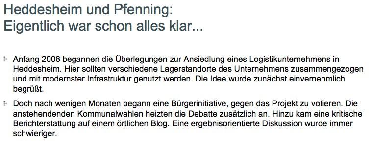 Offener Brief an Jochen Tscheulin von der IFOK