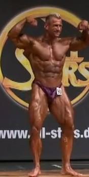 Glückwunsch: Achim Weitz ist Deutscher Meister im Bodybuilding