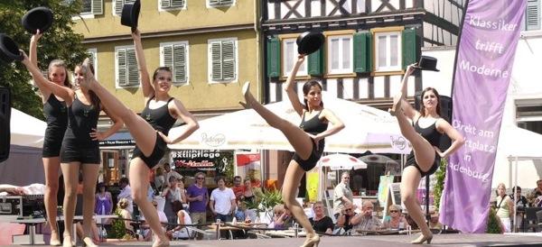 Festwochenende: Polizeirevier Ladenburg im Großeinsatz