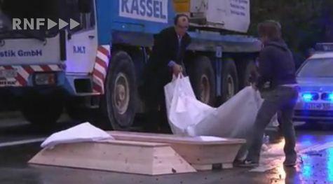 Das Rhein-Neckar-Fernsehen zeigt ungeschnittene Opferbilder und diskreditiert sich damit zum Trash-TV