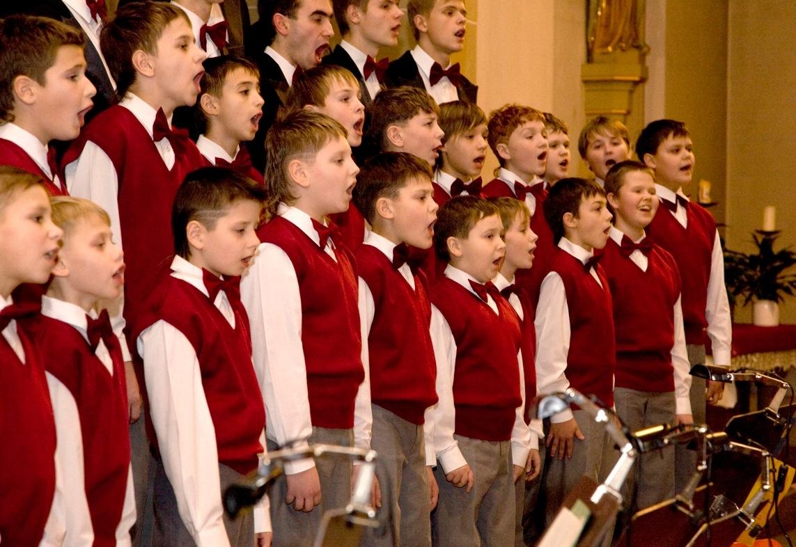 Konzert mit geistlichen und weltlichen Liedern