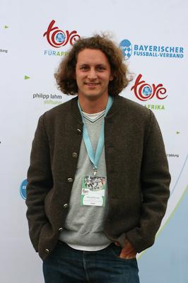 In eigener Sache: Seit Montag ist Martin Heilmann von der Tegernseer Stimme unser Gast