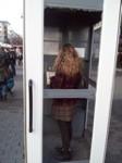 Vom Aussterben der Telefonzellen und der Parkuhren