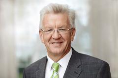 Ministerpräsident Winfried Kretschmann besucht den Rhein-Neckar-Kreis