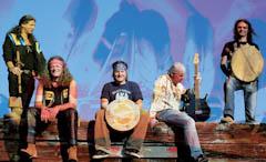 Big City Indians auf der Seebühne