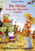Die Olchis: Wenn der Babysitter kommt