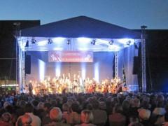 Sommernachtskonzert mit den Starkenburg Philharmonikern