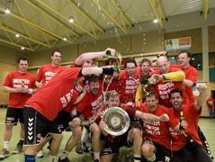 Die Handballer der SG Heddesheim sind Badenmeister 2013!
