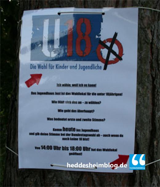 Heddesheim U18 Wahl Plakat 2013 09 13-3