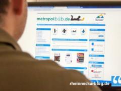 E-Books und Hörbücher in digitaler Bibliothek
